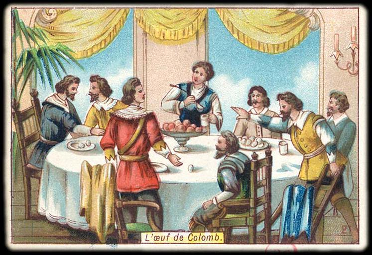 expression : l'oeuf de Christophe Colomb dans jouer avec les mots - expressions abl4oeuf_de_colomb