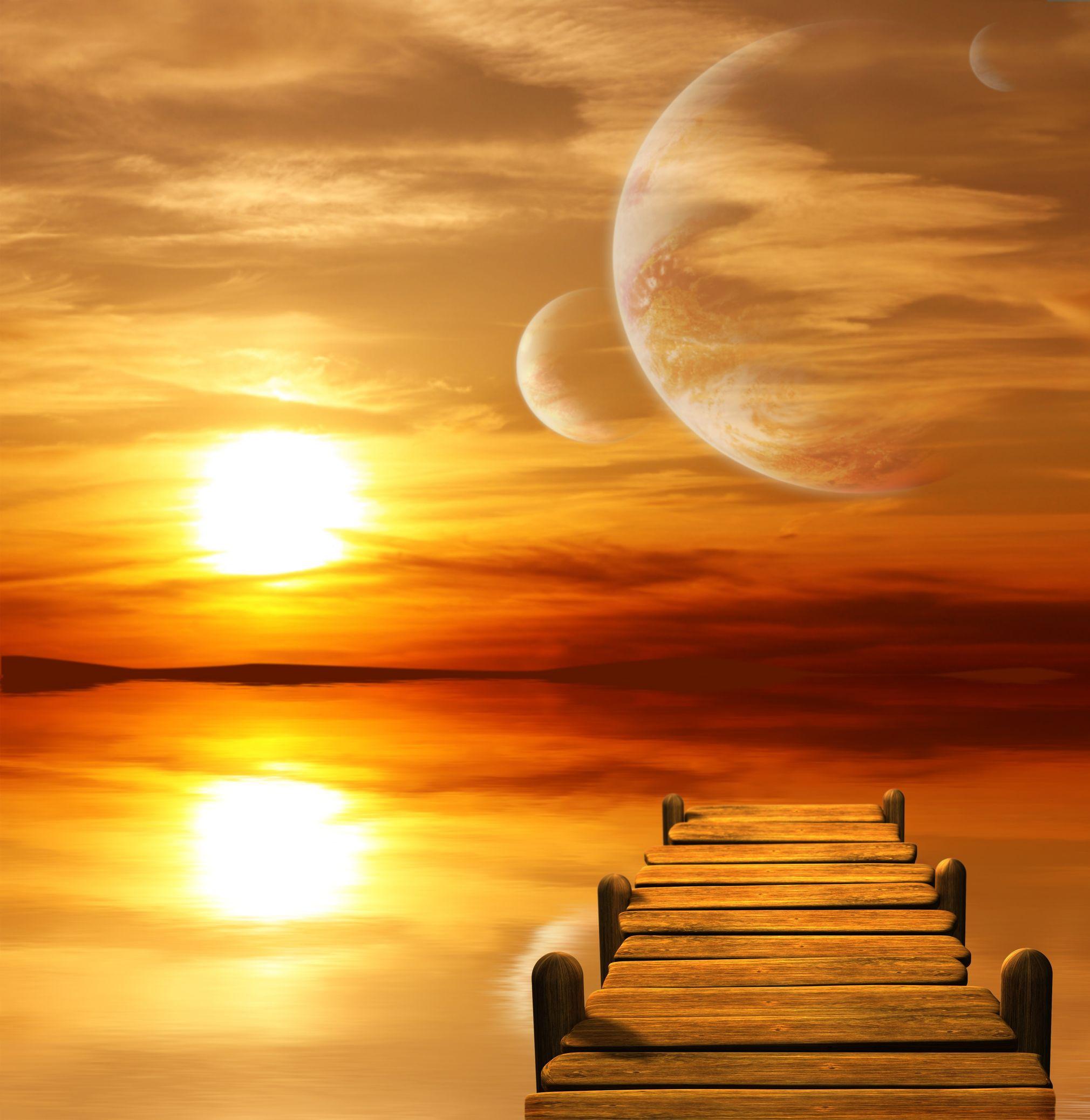 Spiritualit et solstice d t toute une vie for Ete wallpaper