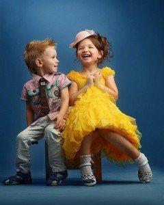 enfants heureux 1