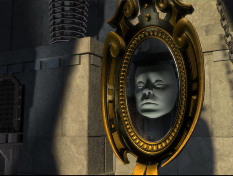 Toute une vie for Blanche neige miroir miroir